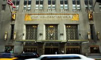 Waldorf Astoria Sale to Chinese Insurance Company Goes Through