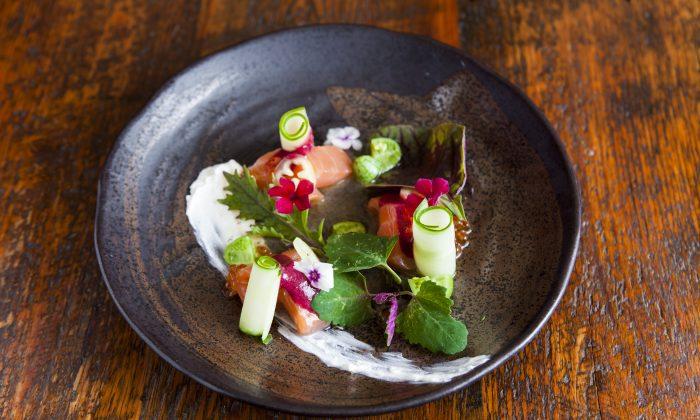 Cured Atlantic Salmon. ( Samira Bouaou/Epoch Times)