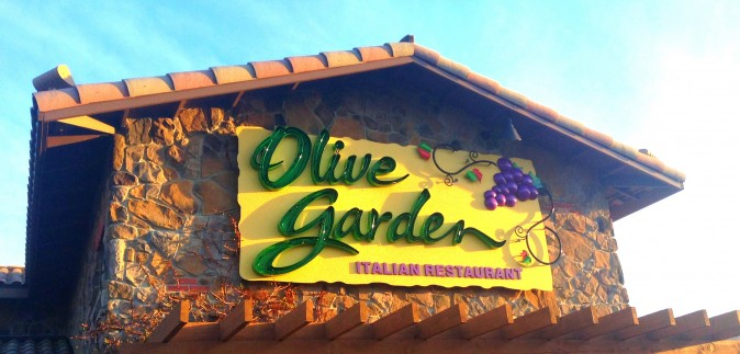 This Guy Is Documenting His Daily All You Can Eat Olive Garden Escapades Pasta The Epoch Times