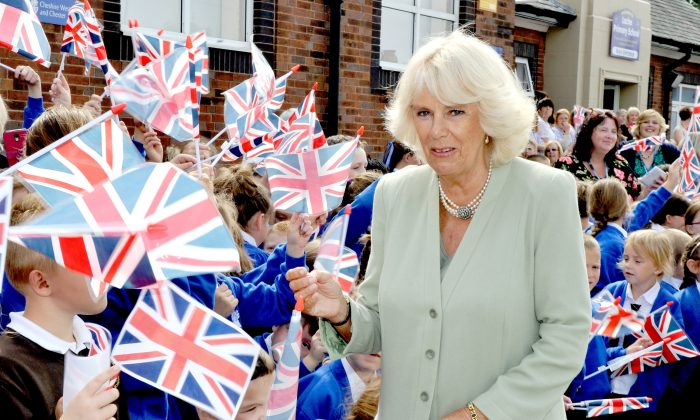 Camilla Parker-Bowles will become queen when Prince Charles takes the throne, a former royal press secretary says. (Shirlaine Forrest - WPA Pool /Getty Images)