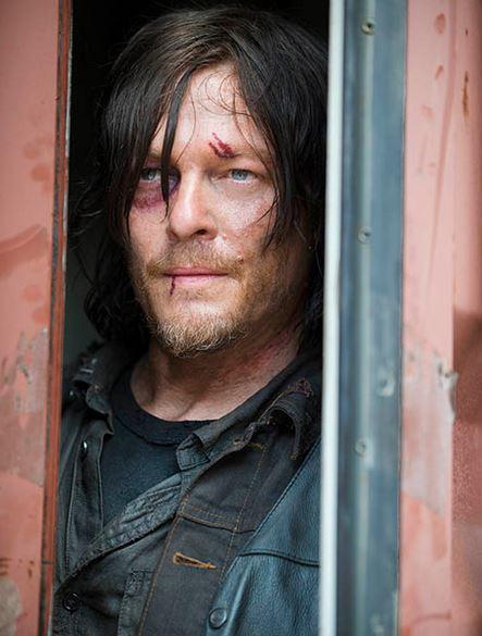 Daryl Dixon in season 5. (AMC)