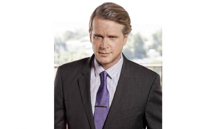 """Cary Elwes, author of """"As You Wish: Inconceivable Tales from the making of The Princess Bride."""" (Miranda Penn Turin)"""