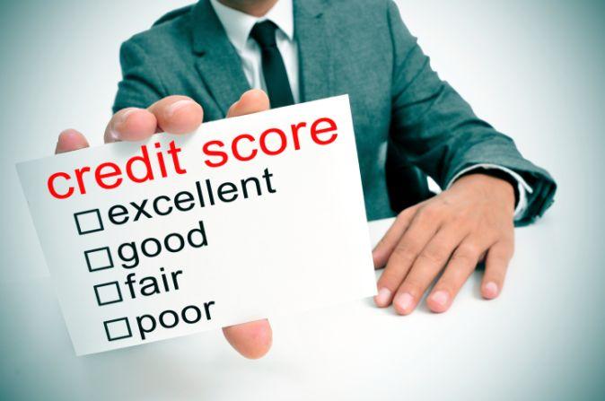 Credit Score Can Also Describe Health Status