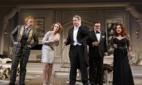 Theater Review: 'It's Only A Play' Is Wickedly Funny