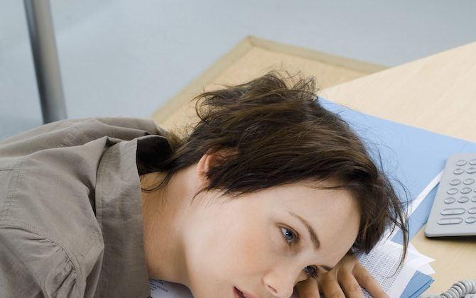 Underestimating the importance of sleep can be costly in terms of your productivity. (Pixland/Pixland/Thinkstock)