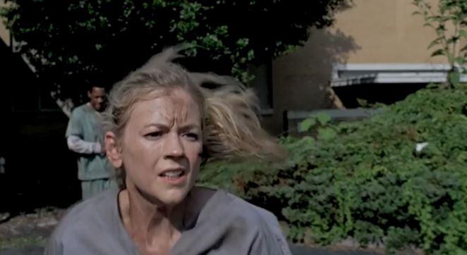 Beth Greene (Emily Kinney) in The Walking Dead season 5. (AMC)