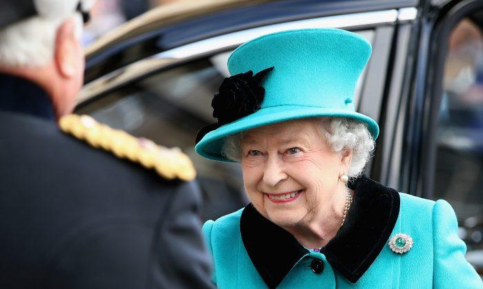 Always noble Queen Elizabeth II. (Chris Jackson - WPA Pool /Getty Images)