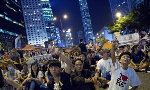 Chinese Officials Seek to Discredit Xi Jinping in Hong Kong