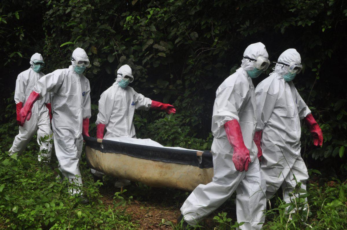 ebola the outbreak
