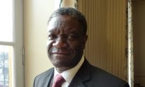 EU Freedom of Thought Prize Awarded to Congolese Doctor