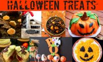 9 Spooky Recipes to Make Your Halloween Festive