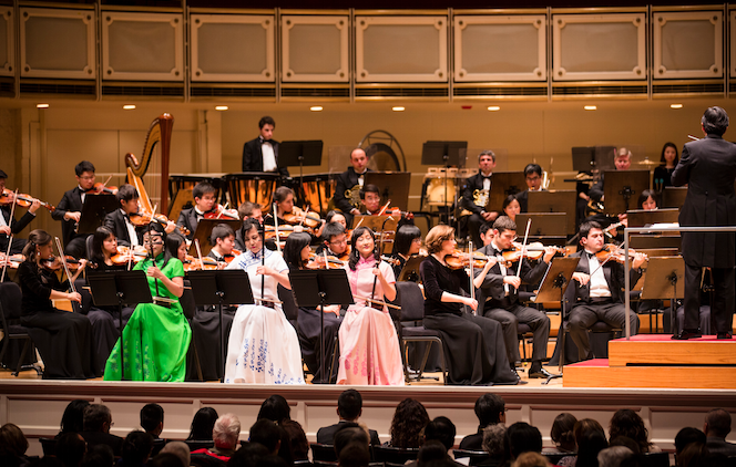 Shen Yun Symphony Orchestra Sends 'Chills Up My Spine'