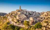Italian City Matera Was Chosen Europe's Capital of Culture in 2019