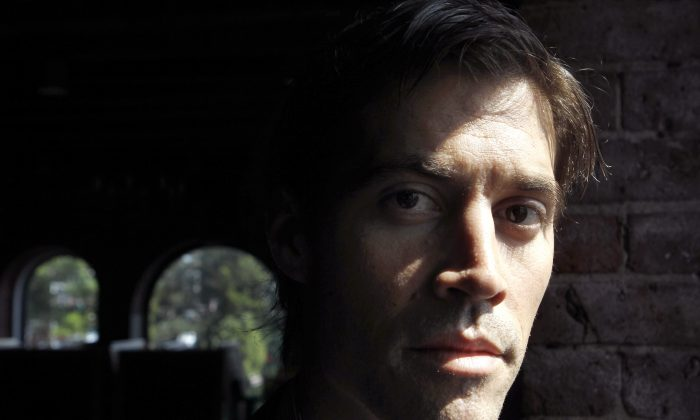 American Journalist James Foley in Boston on May 27, 2011. (AP Photo/Steven Senne, File)