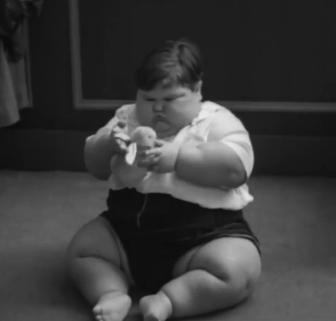 Ten Stone Baby Filmed in 1935 (Video)