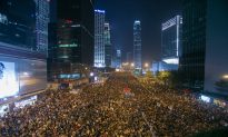 A Cyberwar Quietly Rages Over Hong Kong