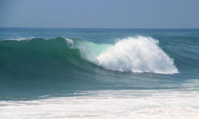 Waves of Atlantic Ocean (Shutterstock*)