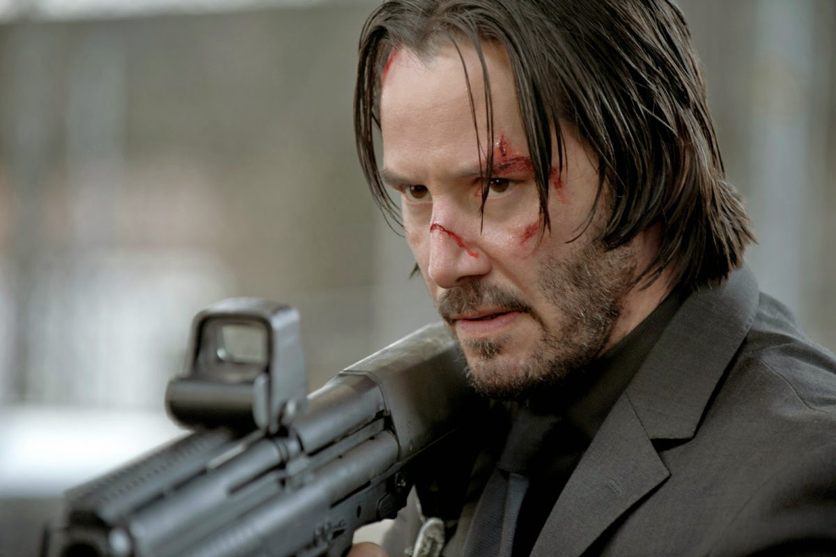 john wick movie review essay A fter killing the criminal kingpin who stole his car and murdered his puppy, elite mechanic john wick (keanu reeves) once again attempts to enjoy his retirement.