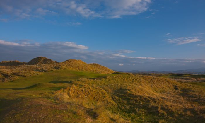 The Sandy Hills Links at Rosapenna in County Donegal. (Larry Lambrecht/golfstock.net)