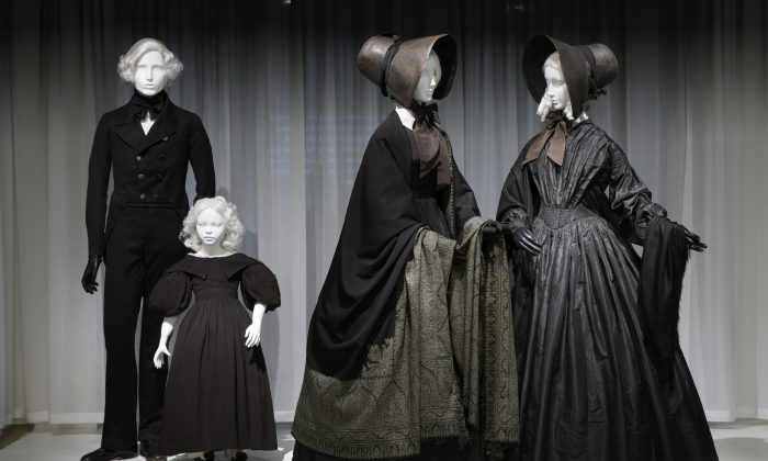 The Anna Wintour Costume Center, Lizzie and Jonathan Tisch Gallery. (The Metropolitan Museum of Art)