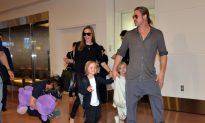 Reports: Brad Pitt Reunited With Children