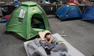 Here's Why 90% of Hong Kong Students Aren't Ending the Umbrella Movement Soon
