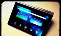 Take a Closer Look at Lenovo Yoga Tablet 2 10.1(Video)