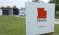 US Turns Up Heat on Takata Over Air Bag Problem