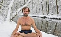 'Ice Man' on a Mission to Scientifically Prove Power of Mind