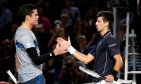 Hard Work, Desire to Reach the Top Paying Off for Milos Raonic at Australian Open