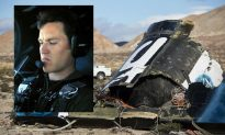 SpaceShipTwo Update: Inflight Breakup Likely, Co-Pilot Michael Alsbury Was Capable