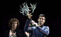 Djokovic Cruises in Paris to His 20th Masters Title
