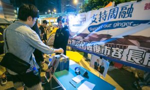 Anti-Occupy Central's Robert 'Ginger' Chow Says the Darndest Things About Hong Kong Protest