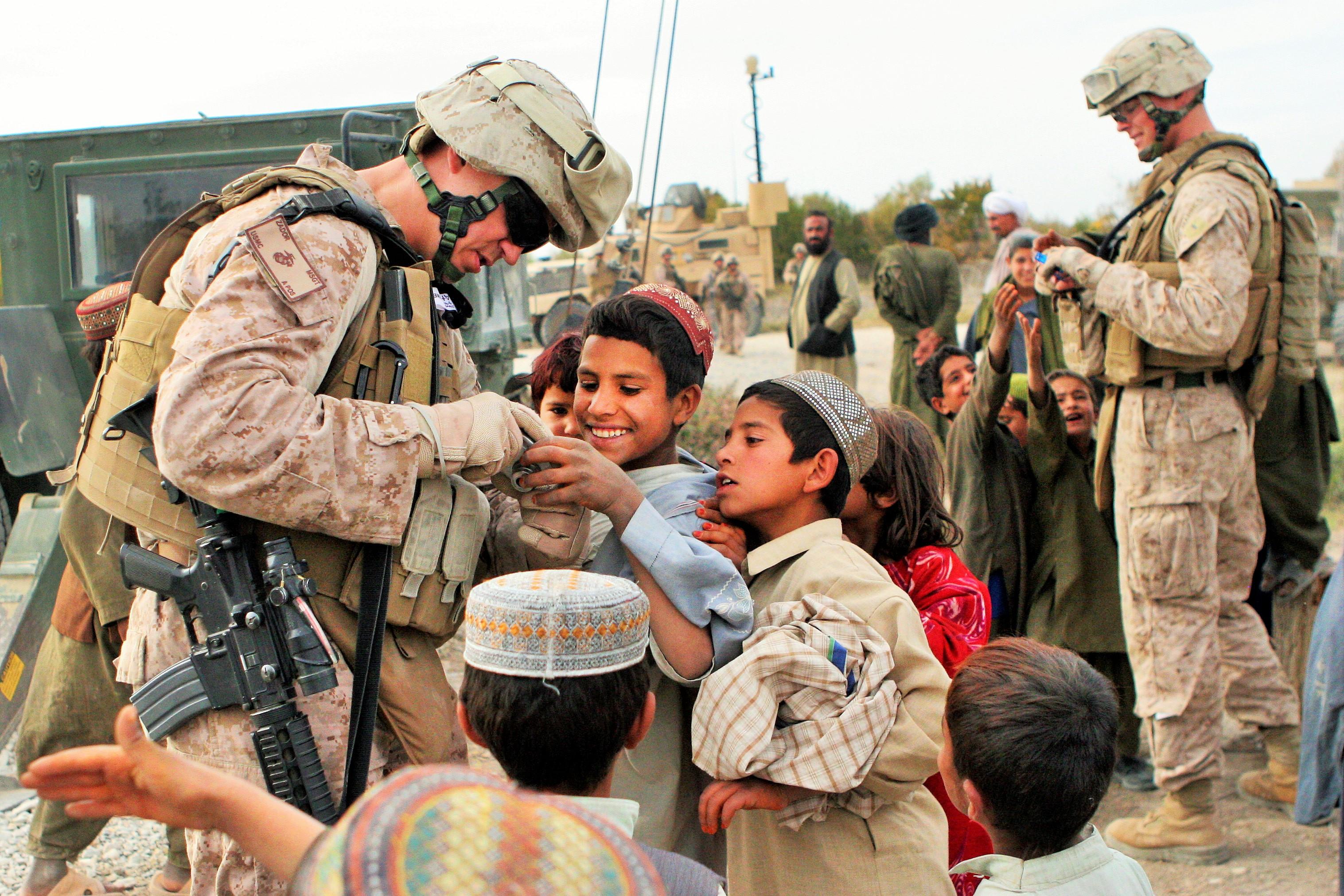 Memorial Day: Honor the Fallen, Widows, Orphans