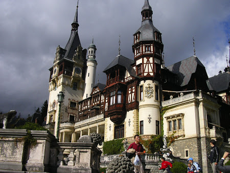 Peles Sinaia (Imperator Travel)