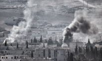 Coalition Airstrikes in Syria Have Killed at Least 860