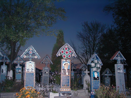 Merry Cemetery of Sapanta (Imperator Travel)