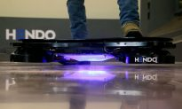 Startup Working to Turn 'Back to the Future' Hoverboards Into Reality
