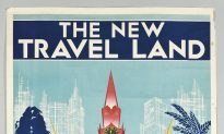 USSR travel art auctioned at Christie's