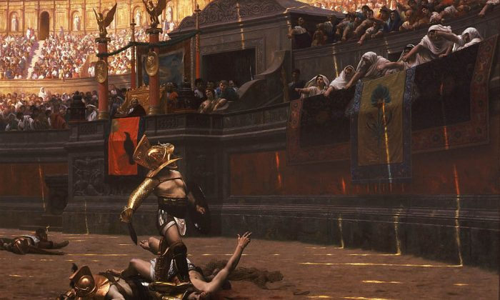 New Evidence Suggests Gladiators Consumed Plant Ash for ...