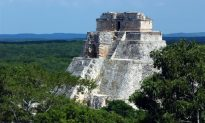 Ancient Mayan City Discovered by Canadian Teen William Gadoury