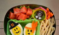7 Creative Lunch Box Ideas For Thanksgiving