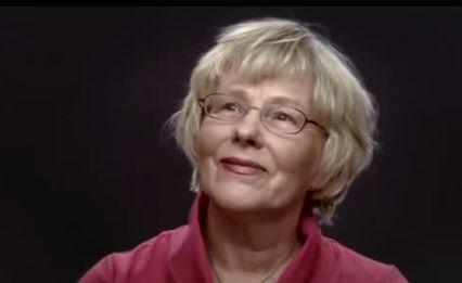 Tienke Klein. (Screenshot/YouTube)