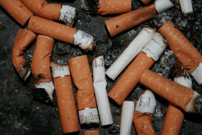Smoking Thins the Brain, and That's Not a Good Thing