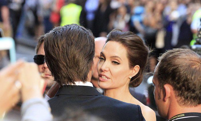 Angelina Jolie, Jennif...