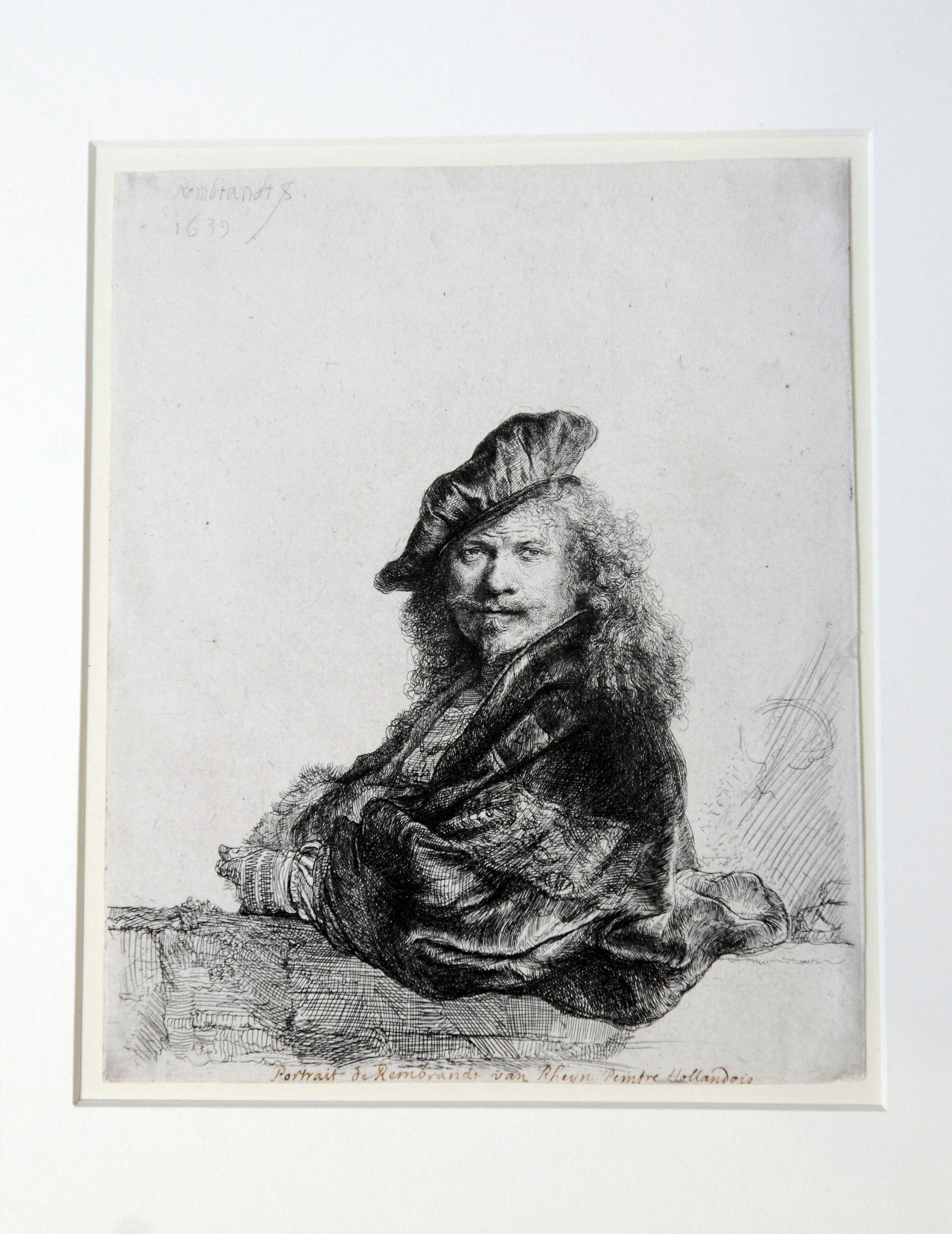 rembrandt senior personals Lost rembrandt found in edinburgh gallery vaults a self-portrait dating from 1657 and a women in bed from 1646 senior curator for northern european art.