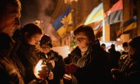 Away From the Front Line, Ukraine Protest Sparked Civic Revolution