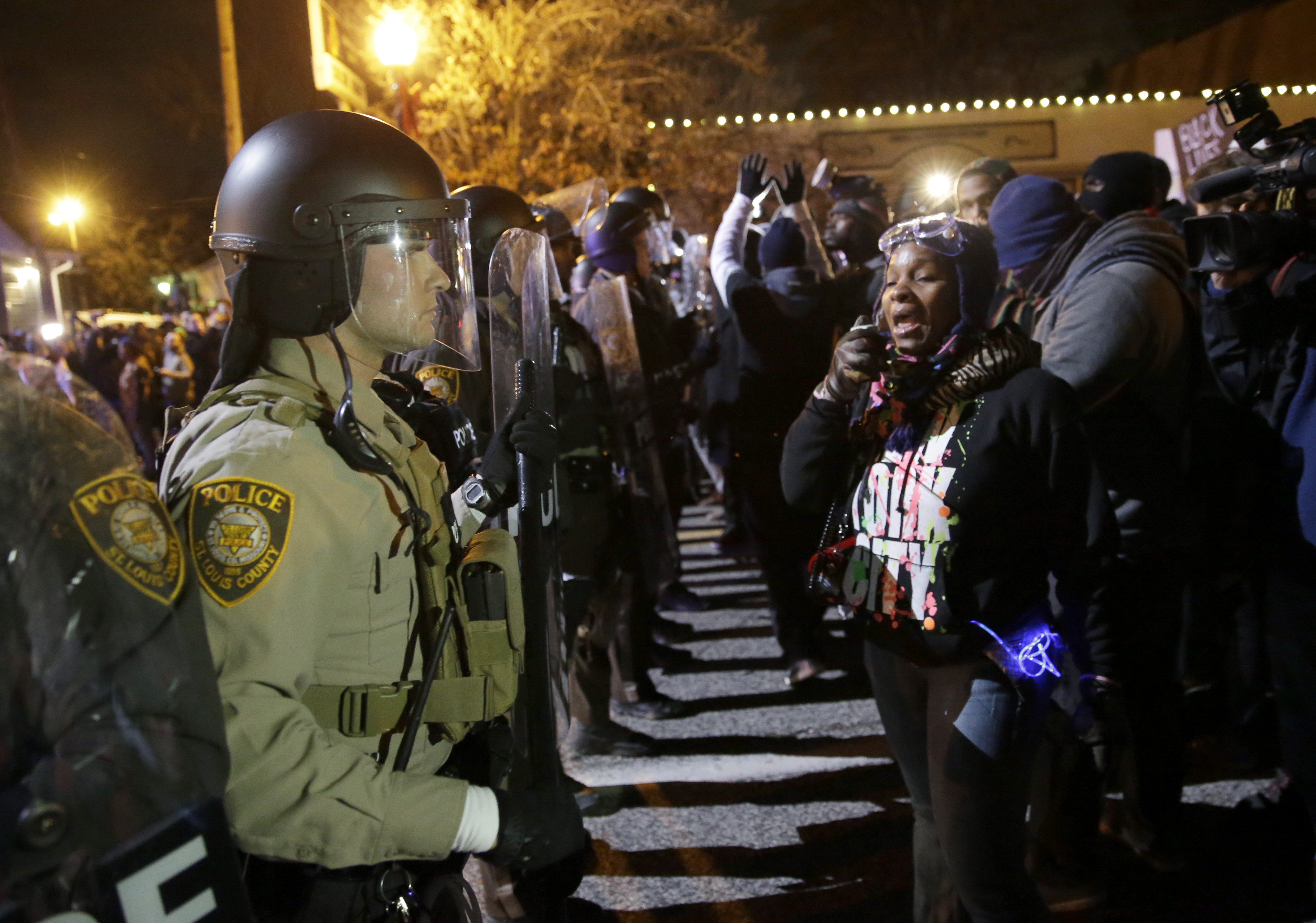 Ferguson: African-Americans Are Responsible for Creating Real Change in the US