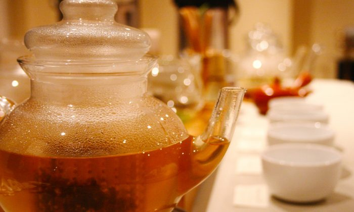 A wide variety of teas will be lined up and ready for tea tasters at this year's Ottawa Tea Festival Dec. 6 – 7, 2014, at Library and Archives Canada. (Courtesy of Kimicha Teas)