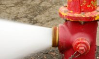 Water Wars Begin in California as Thieves Tap Fire Hydrants